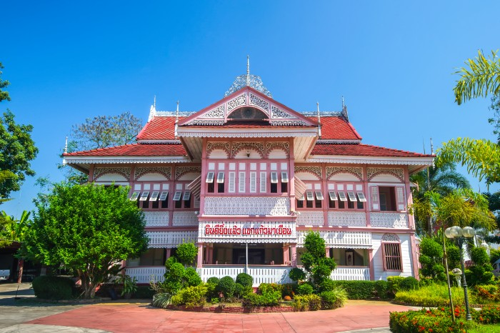 Turismo de Tailandia_Phrae-Khum Wongburi Museum (พิพิธภัณฑ์คุ้มวงศ์บุร) 5601OX