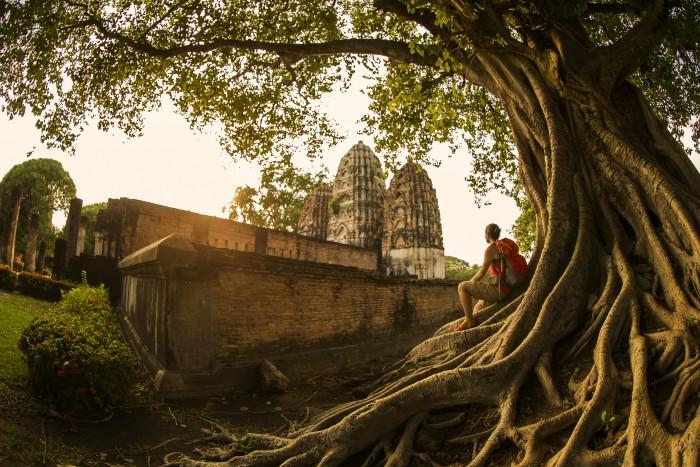 Turismo de Tailandia_Tailandia Parque Histórico de Sukhothai 30
