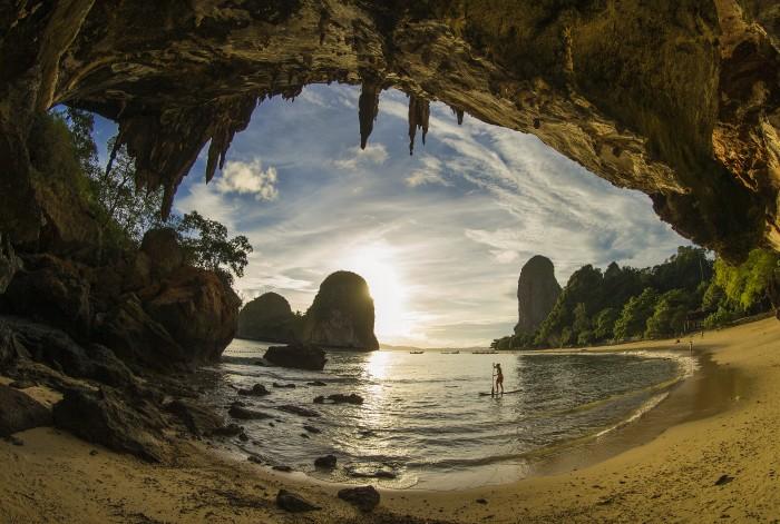 Turismo de Tailandia_Tailandia Phranang Beach 061