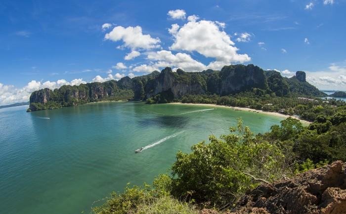 Turismo de Tailandia_Tailandia Playa Railay 050
