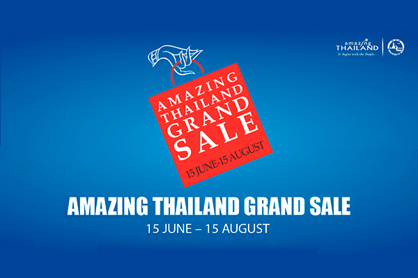 Amazing Thailand Grand Sale 2018