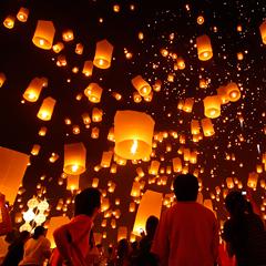 Luxotur-Loy Krathong. Luces y tradición en Tailandia