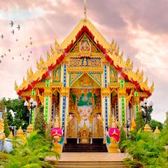 Luxotur-Culturas de Asia: India con Tailandia