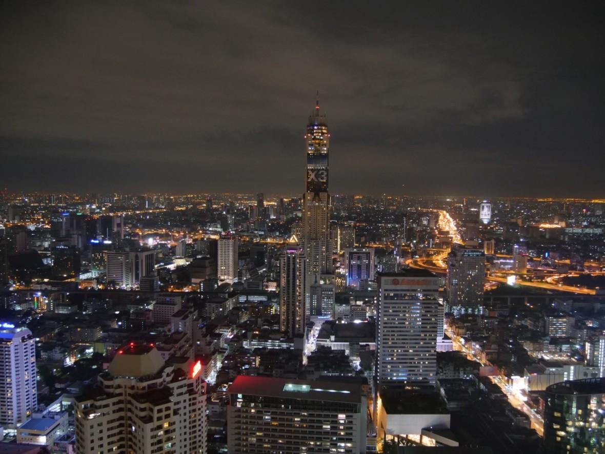 Turismo de Tailandia Bangkok 1
