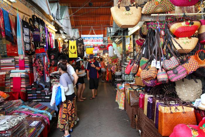 Turismo de Tailandia_Chatuchak Marking, Bangkok