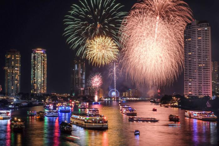 Turismo de Tailandia_Chao Phraya River, Bangkok