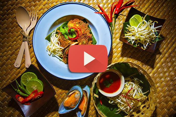 """4º Foro Mundial de la OMT sobre Turismo Gastronómico en Bangkok"