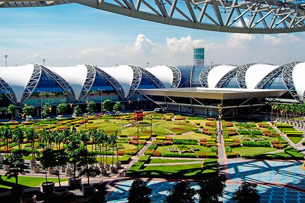 Las visitas de españoles a Tailandia aumentan un 3% en el primer semestre de 2018