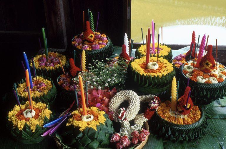02 Turismo Tailandia - krathong Sukhothai