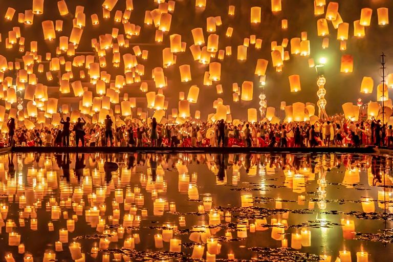 04 Turismoo Tailandia - Chiang Mai-Yi Peng Festival