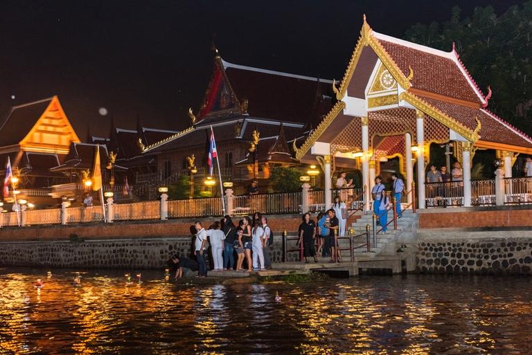 06 Turismo Tailandia - Ayutthaya-Loi Krathong Festival