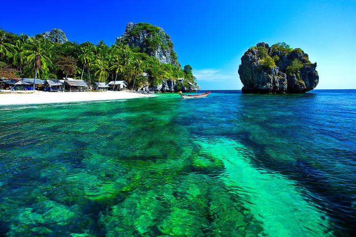 Turismo de Tailandia_Langa Jew Island, Chumphon