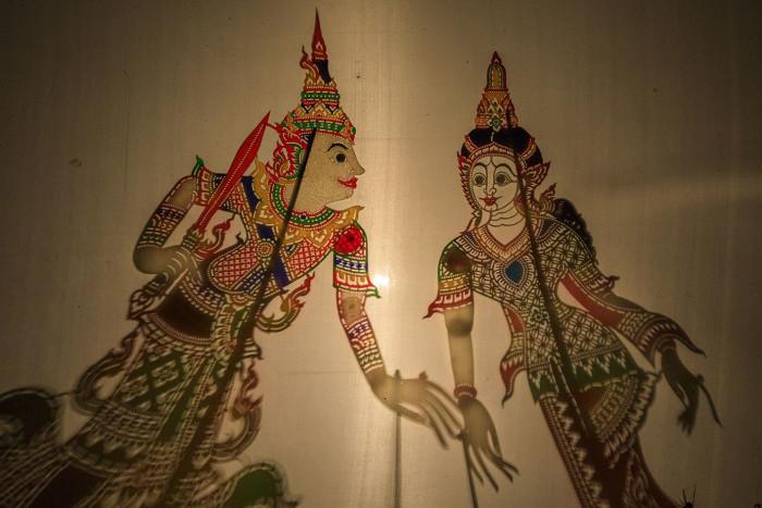 Turismo de Tailandia_Shadow play house of Suchat Sapsin, Nakhon Si Thammarat