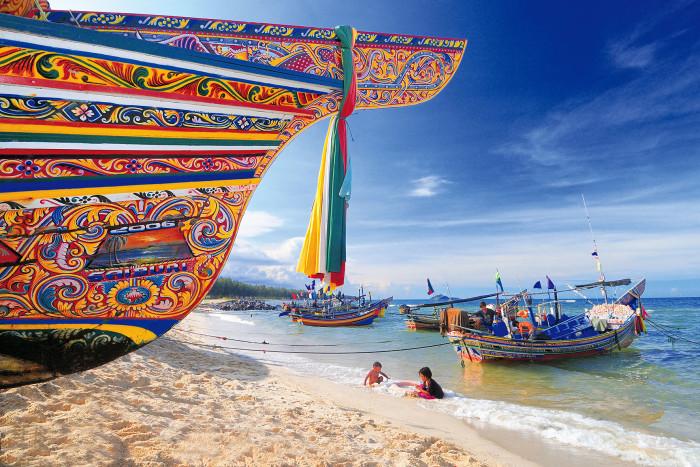 Turismo de Tailandia_Kolae Boat, Nakhon Si Thammarat