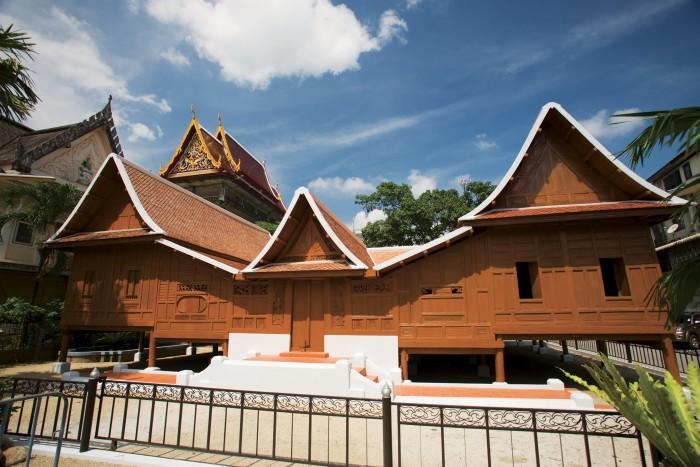 Turismo de Tailandia_ Nakhon-Si-Thammarat-Wat Wat Tawantok