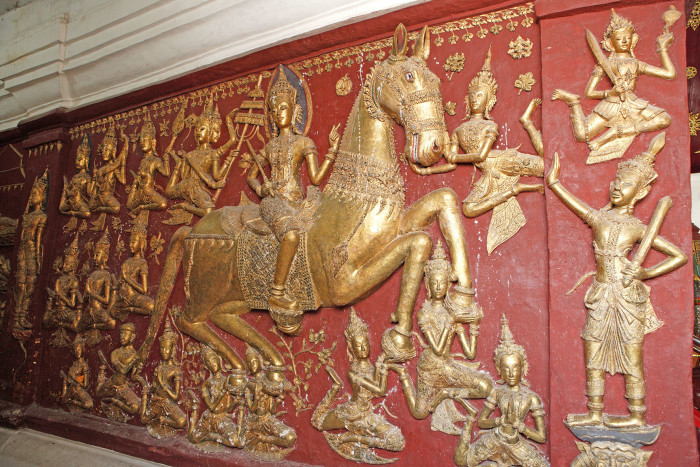 Turismo de Tailandia_Templo primero obras de arte_
