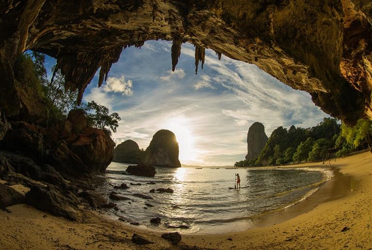 SUPTailandia Phranang Beach 061_
