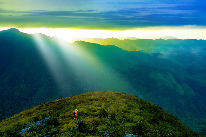 Turismo de Tailandia_Doi Phu Wae is Located in Doi Phu Kha National Park, Nan