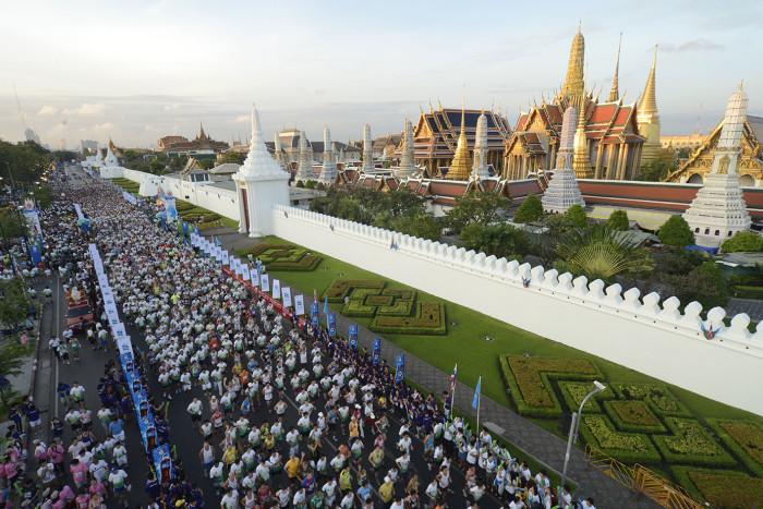 Turismo de Tailandia_Bangkok Marathon, Bangkok