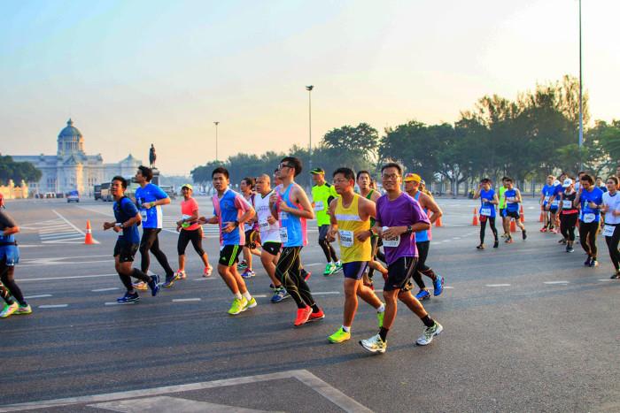 Turismo de Tailandia_ Bangkok Marathon, Bangkok