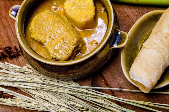 Turismo de Tailandia_Beef Massaman Curry, Bangkok