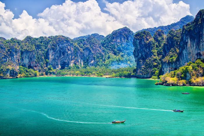 Turismo de Tailandia_Krabi-Railay Beach_