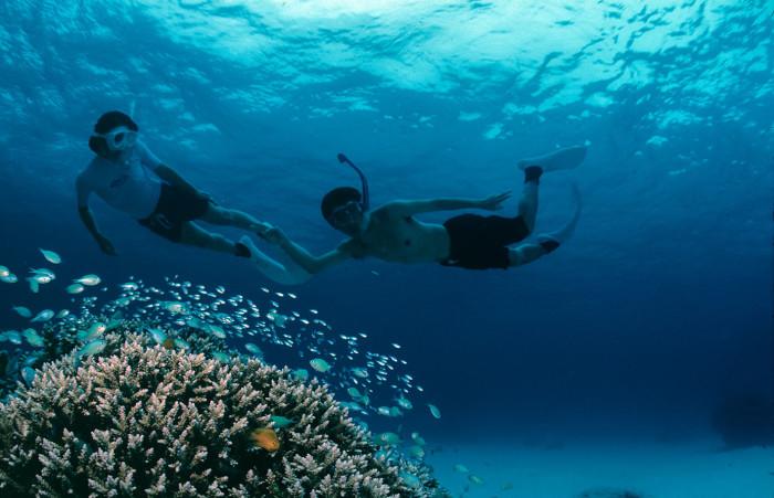 Turismo de Tailandia_Diving at Mu Ko Similan National Marine Park, Phanga-Nga