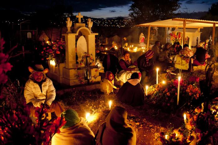 Oaxaca – México - Día de Muertos