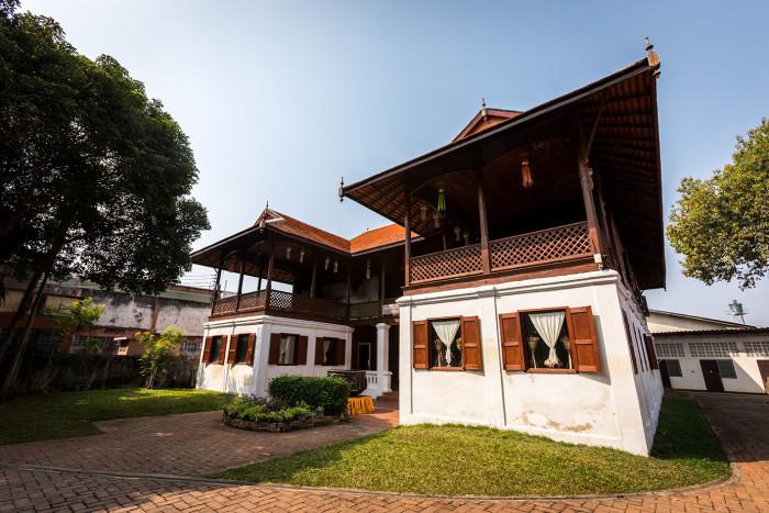 Turismo de Tailandia_Urban Lamphun Museum, Lamphun