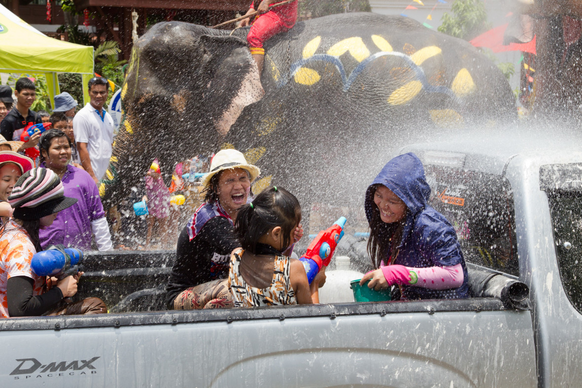 Turismo de Tailandia_Songkran_3_-_Ayutthaya FOTO PORTADA