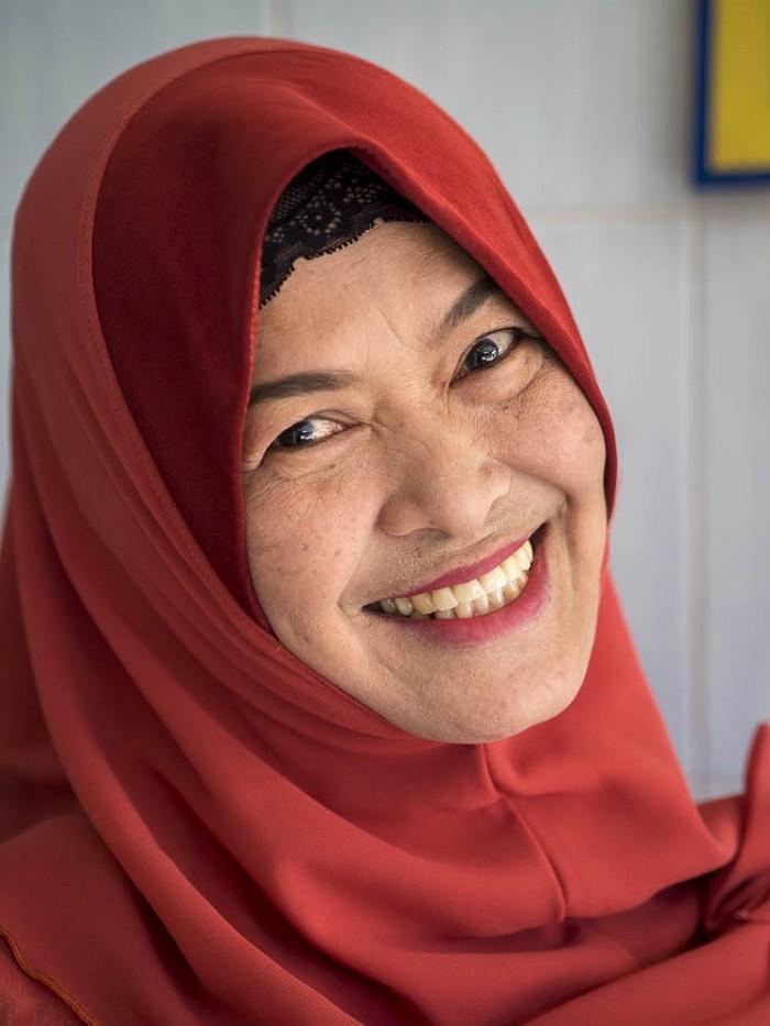 Tailandia, una mujer musulmana en Trat