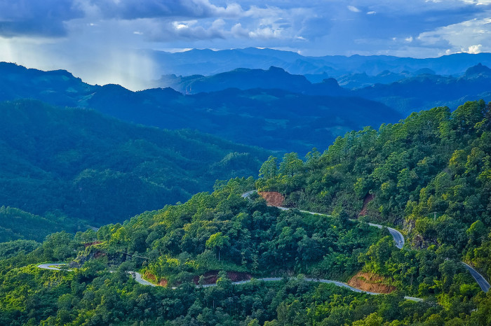 Turismo de Tailandia_Mae Hong Son - Kiew Lom Viewpoint PS[P]_