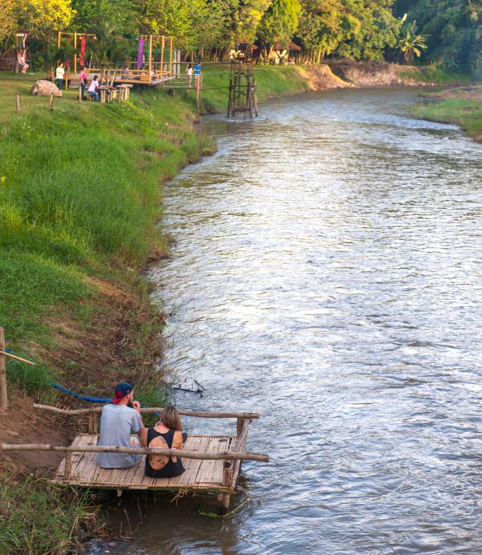 Turismo de Tailandia_Pai River, Mae Hong Son