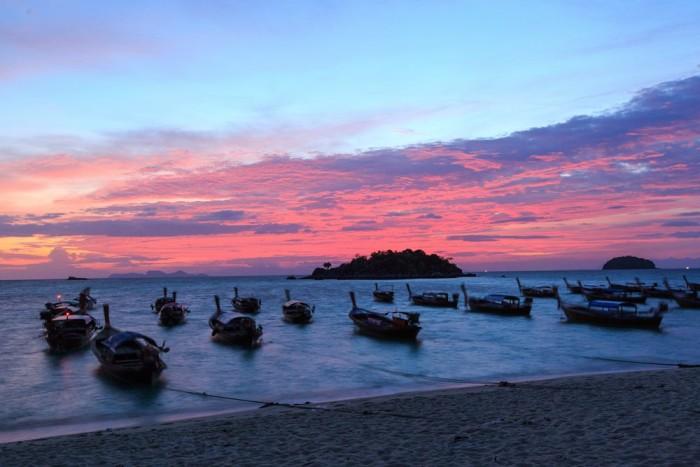 Turismo de Tailandia - Lipe