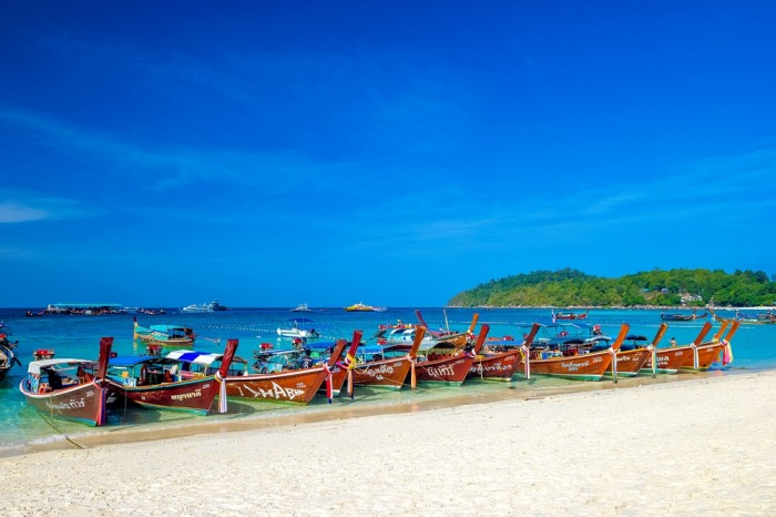 Turismo de Tailandia - Koh Lipe