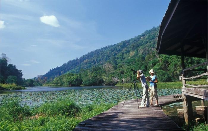 Turismo de Tailandia - Parque Nacional Thale Ban