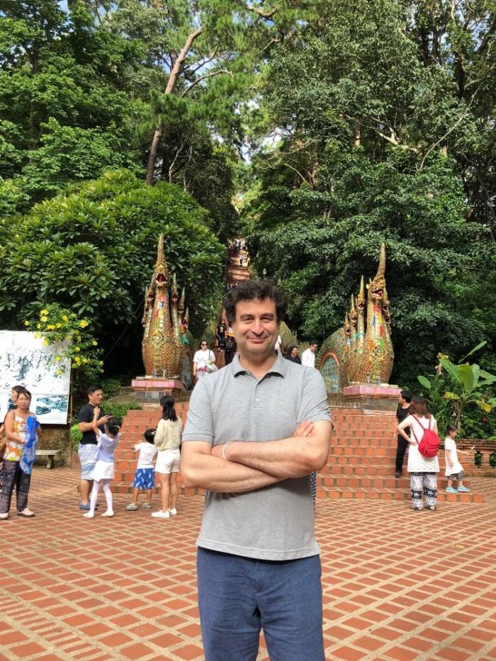 Pepe en Tailandia 4 (Chiang Mai)