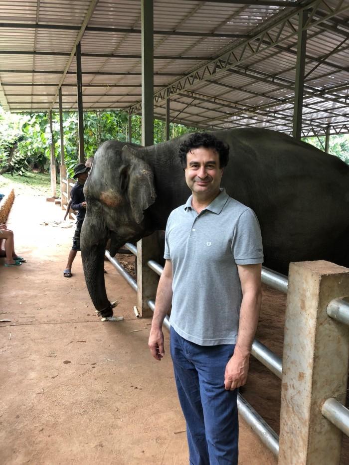 Pepe Rodríguez Masterchef Turismo de Tailandia
