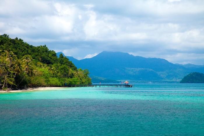Turismo de Tailandia - Koh Laoya isla vecina