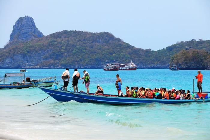 Turismo de Tailandia - Koh Samui