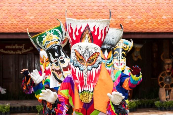 Turismo de Tailandia