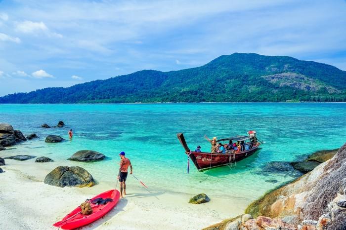 Turismo de Tailandia - encabezado