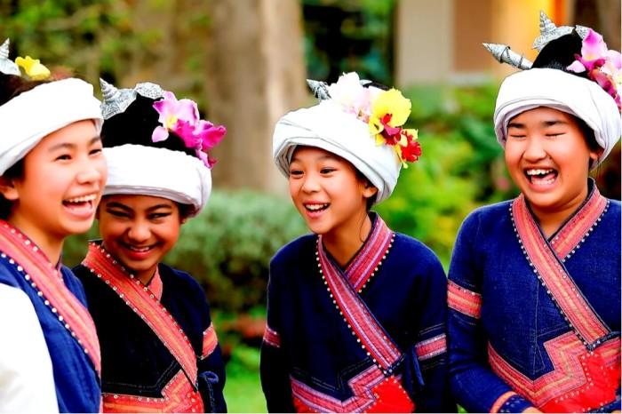 Turismo de Tailandia - sonrisa