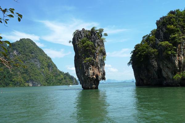Turismo cinematográfico en Tailandia