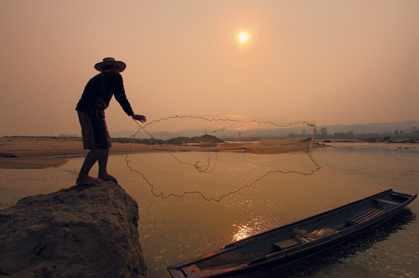 Nong Khai, puente hacia la Sonrisa