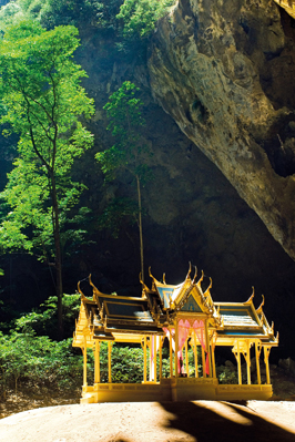 Phraya Nakhon, bienvenidos a la Tailandia mística y misteriosa