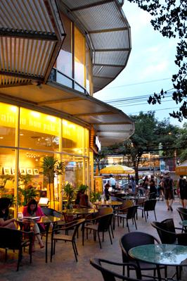 Thonglor, lo más trendy de Bangkok
