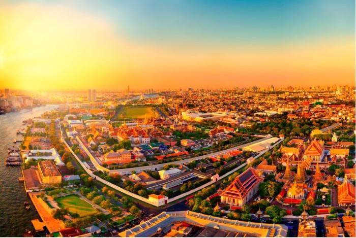 Turismo de Tailandia - Bangkok - Grand Palace
