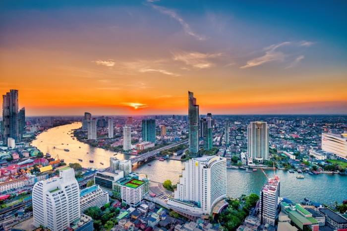 Turismo de Tailandia - Bangkok