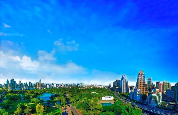 Turismo de Tailandia - Bangkok - Lumphini